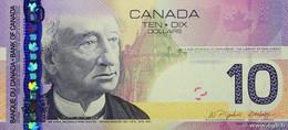 Canada 10 Dollars (2004/2005) Xf - Canada