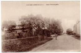 Le Deschaux - Rue Principale - France