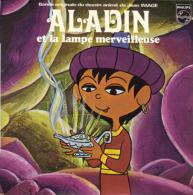 "B-O-F  Armand Migiani  ""  Aladin Et La Lampe Merveilleuse  "" - Soundtracks, Film Music"