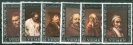Yemen Paints (silver) Used - Lot. 2407 - Künste