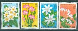 Tuvalu 1978 Flowers MNH** - Lot. 2443 - Tuvalu