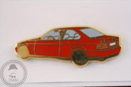 BMW  Red Car Arthus Bertrand Pin Badge  - #PLS - Arthus Bertrand