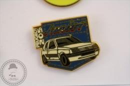 Peugeot 205 Junior - Helium Paris - Pin Badge  - #PLS - Peugeot