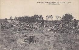 Militaria - Grandes Manoeuvres - Région Centre - Régiment Infanterie Repos - Manoeuvres