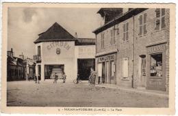 NOUAN-le-FUZELIER (41) - La Place - France