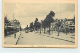 ARRAS  - Boulevard Carnot. - Arras