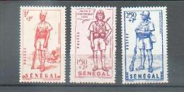 SEN 390 -  YT 170 à 172 * - Senegal (1887-1944)