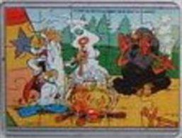 Kinders Puzzles Carton Panoramix - Puzzles