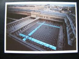 1634 - PARIS.. Daniel Buren  -Les Deux  Plateaux : La Cour D´Honneur Du Palais Royal-  Vue Générale-  (recto-verso) - Non Classés