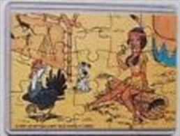 Kinders Puzzles Carton L'Indienne - Puzzles