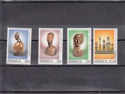 Jamaica Nº 612 Al 615 - Jamaica (1962-...)