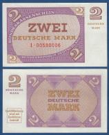 2 Mark, Bundeskassenschein, 1967, Ro. 318, Serie 1, UNC ! - Bundeskassenschein