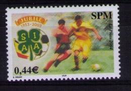 St. PIERRE & MIQUELON 2004 Football - St.Pierre & Miquelon