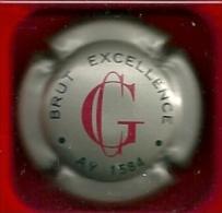 Capsule CHAMPAGNE Gosset - Gosset