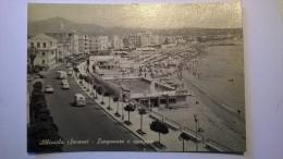 Albissola (Savona) - Lungomare E Spiaggia - Italia