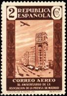 España 0712 ** Prensa. Edificio. 1936 - 1931-Hoy: 2ª República - ... Juan Carlos I