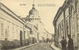 Pays Div- Hongrie  -ref B791- Ujvidek   - Carte Bon Etat   - - Hongrie