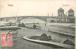 Pays Div- Hongrie  -ref B789- Szeged   - Carte Bon Etat   - - Hongrie