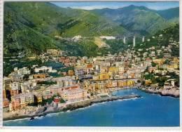 NERVI - Golfo Paradiso - Veduta Aerea Del Porticciolo    1971 - Genova (Genoa)