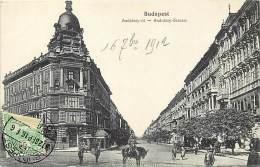 Pays Div- Hongrie  -ref B786- Budapest - Carte Bon Etat   - - Hongrie