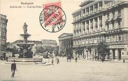 Pays Div- Hongrie  -ref B784- Budapest - Carte Bon Etat   - - Hongrie