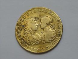 Jeton Royal 1679 à Identifier - LOUIS XIIII **** EN ACHAT IMMEDIAT **** - Royaux / De Noblesse