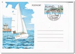 Aland, Postcard 1990 - Aland