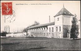 60 . SAINT FIRMIN - VINEUIL SAINT FIRMIN . Interieur De La Blanchisserie D Avilly - Autres Communes