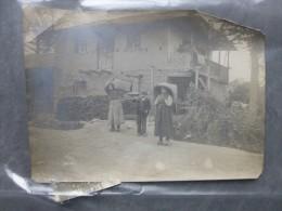CANTAL  TB Photo Ancienne  Ramasseur De Pommes ? Vers 1900 ; Ref 535 - Oud (voor 1900)