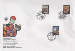 ONU - UNO (1996) - FDC -  /  Associations - Associations - ONU