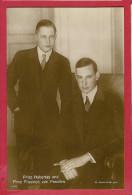 Prinz Hubertus Und Prinz Friedrich Von Preussen - Royal Families