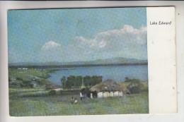 UGANDA - LAKE EDWARD, 1956 - Uganda