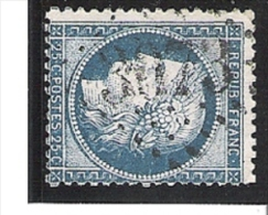 GC 3073 Rabastens De Bigorre (Hautes Pyrénées) Indice 5 - Marcophily (detached Stamps)
