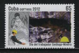 Cuba MNH 2012 Geology Mining - Cuba