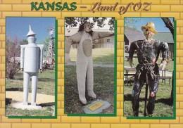 Kansas Land Of Oz Wichita Kansas