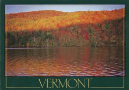 Vermont Sunset On Eligo Pond Vermont - United States
