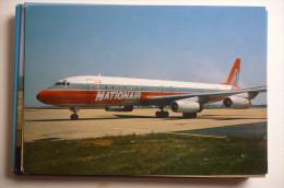 DC 8    NATIONAIR   C GMXY           EDITION  PI   N°   467 - 1946-....: Era Moderna