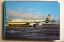 DC 8     MGM GRAND AIR    N803MG         EDITION  PI   N°   691    GENEVE AIRPORT - 1946-....: Moderne