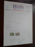 JOSPIN WASMES1970 / Tax Zegels ( Zie Foto Voor Details )! - Imprenta & Papelería