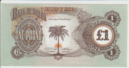 Biafra 1 Pounds (1968-69)  Pick 5b UNC - Banconote