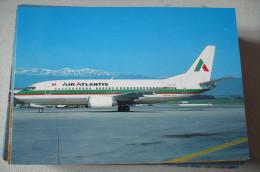 B 737 300   AIR ATLANTIS   CS TIF       EDITION PI  N° 597 - 1946-....: Moderne