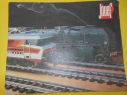 JOUEF/Le Jouet Français S.A./Heller -Solido-Jouef/Trains électriques  Et Mécaniques / 1976?    VOIT28 - Boeken En Tijdschriften