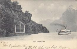 Tellskapelle - 1912 - UR Uri