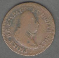 BELGIQUE / BELGIE (BRABANT) - 2 LIARD De Namur (1709) -  Philippe IV D'Espagne -- - Belgio