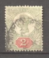 Grande Bretagne  N° 94 Oblitéré  Cote  10,00 €  Au Quart De Cote