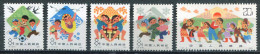 CHINE - N° 2150 A 2154 ** - TB - 1949 - ... People's Republic