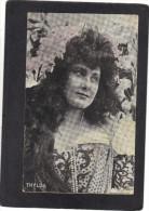 Artiste THYLDA -  Stebbing - Cachet Perlé Dordives 1905 Loiret - Artistes