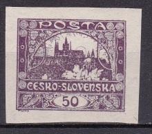 FAL -  Cecoslovacchia Yvert N. 15 - Cecoslovacchia