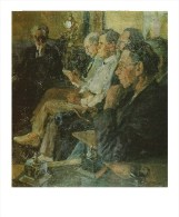 USSR UKRAINE AT THE MEETING OF THE PRESIDIUM OF THE ACADEMY - Paintings