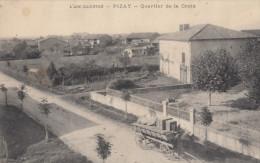 CPA - Pizay - Quartier De La Croix - France